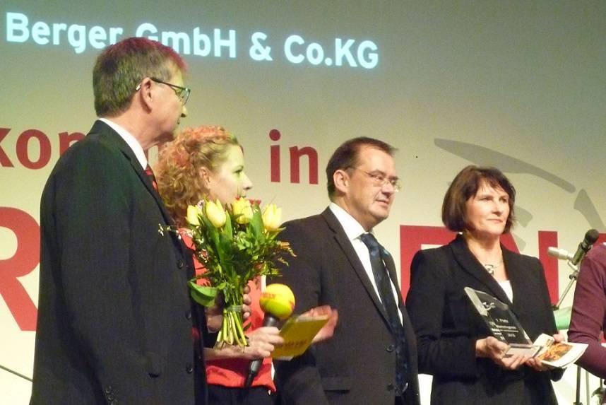 Marketingpreis Grüne Woche 2015