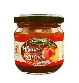 Sandokan Winter-Pfirsich Fruchtaufstrich
