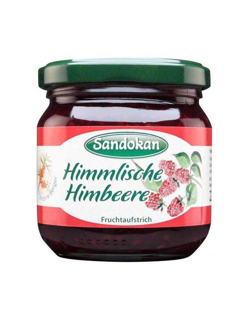 """Sandokan Fruchtaufstrich """"Himmlische Himbeere"""" 225 g"""