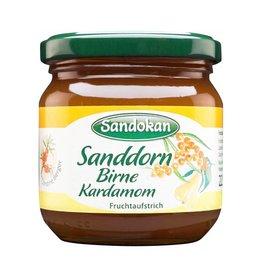 Sandokan Sanddorn-Birne-Kardamom 225 g
