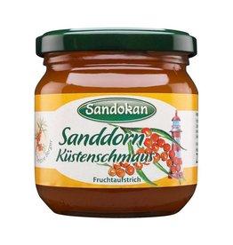 Sandokan Sanddorn-Küstenschmaus mit Rum