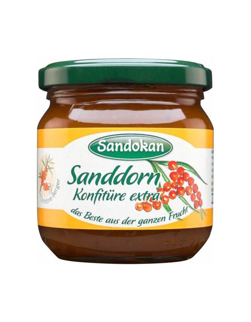 Sandokan Sanddorn Konfitüre extra 225 g