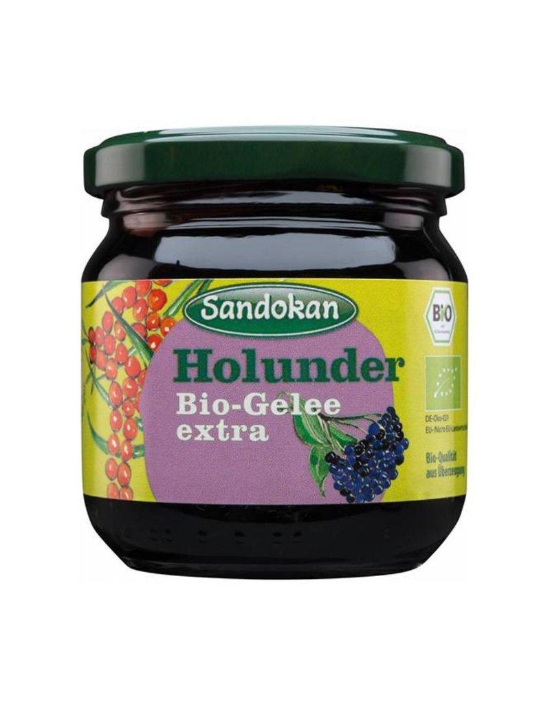 Sandokan BIO-Holundergelee extra 225 g