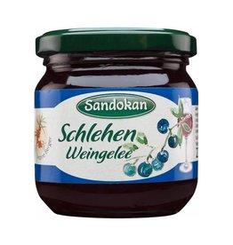 Sandokan Schlehen Weingelee