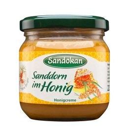 Sandokan Sanddorn im Honig