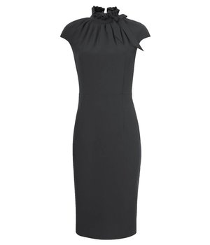 Dora Dress Hourglass Black