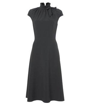Dora Dress Pear Black