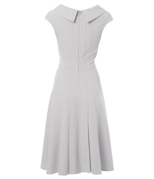 Anna Dress Pear Grey