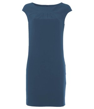 Odrey Dress Rectangle Blue