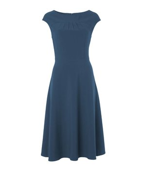 Odrey Dress Pear Blue