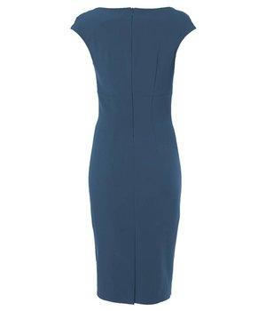 Emmy Dress Hourglass Blue