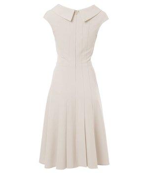 Anna Dress Pear Beige