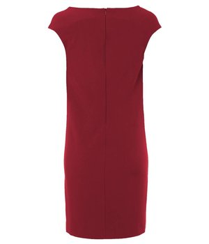 Emmy Dress Rectangle Red