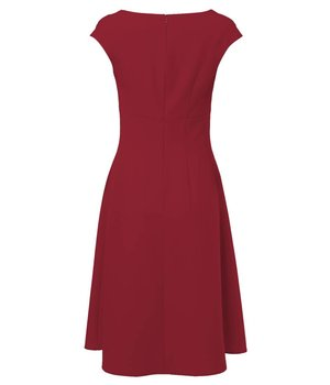 Emmy Dress Pear Red