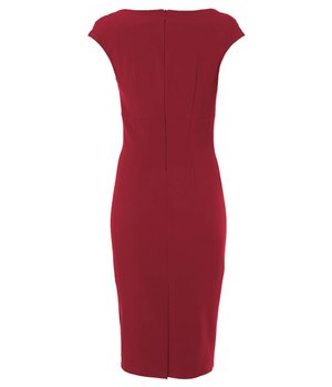 Emmy Dress Hourglass Red