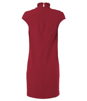 Dora Dress Rectangle Red