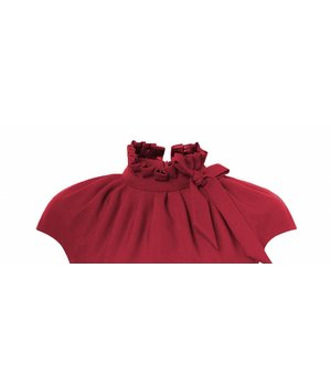 Dora Dress Pear Red