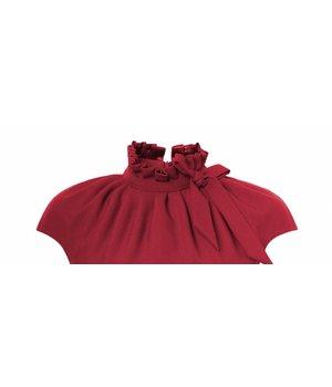 Dora Dress Hourglass Red