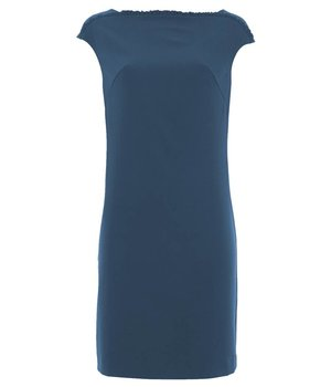 Emmy Dress Rectangle Blue