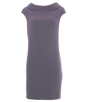 Anna Dress Rectangle Lilac
