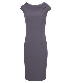 Anna Dress Hourglass Lilac