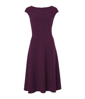 Odrey Dress Pear Purple