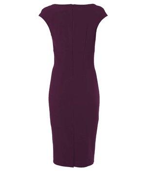 Emmy Dress Hourglass Purple