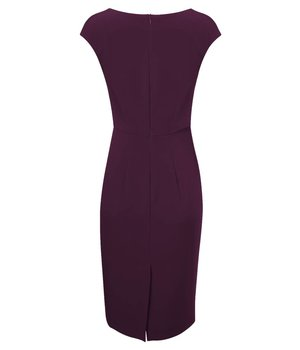 Aurora Dress Hourglass Purple