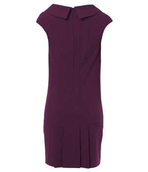 Anna Dress Rectangle Purple