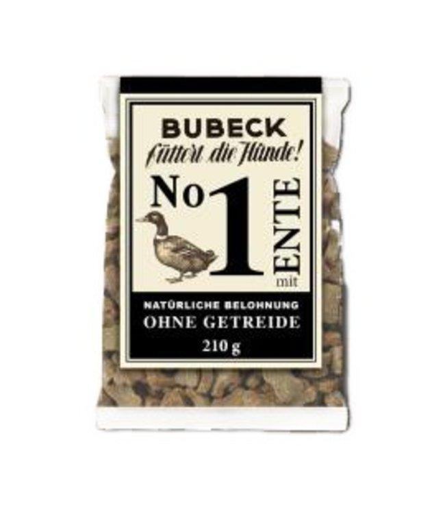 Bubeck - Nr. 1 mit Ente gebacken - die getreidefreie Belohnung mit dem besten der Ente gebacken
