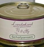 Lunderland - Dosenfleisch Schafpansen