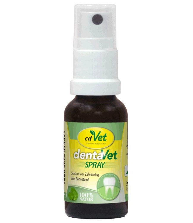 cdVet - DentaVet Spray 20ml