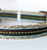 Green Bean Dog - Hundehalsband Chocolate Brown