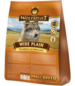 Wolfsblut - Wide Plain SMALL BREED 2kg