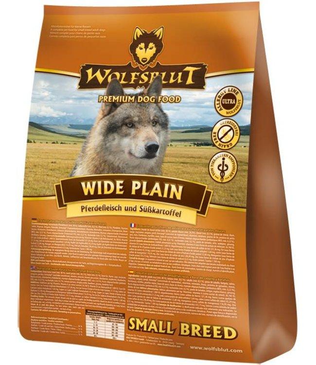 Wolfsblut - Wide Plain SMALL BREED mit Pferdefleisch und Süßkartoffeln