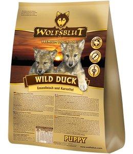 Wolfsblut - Wild Duck Puppy 2kg