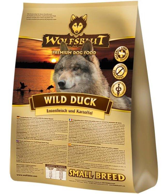 Wolfsblut - Wild Duck SMALL BREED mit Entenfleisch