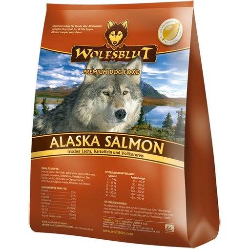 Wolfsblut - Alaska Salmon