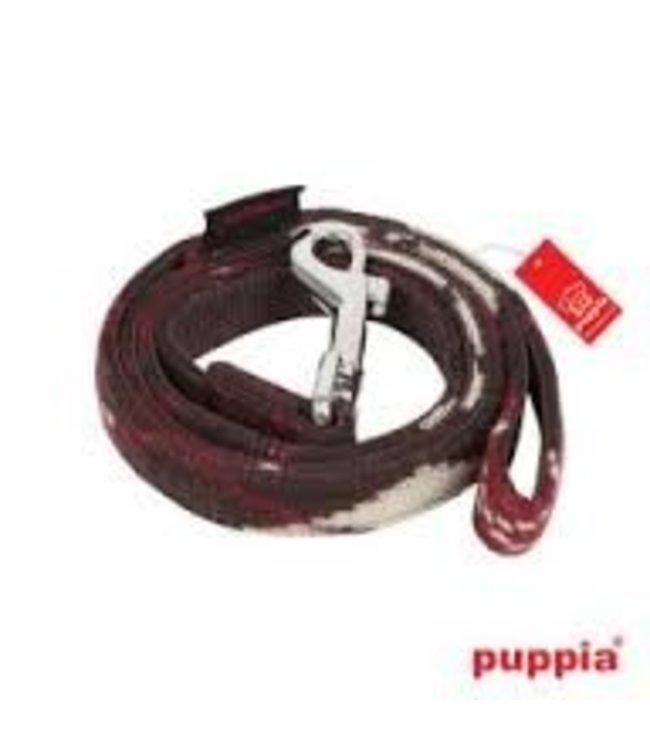 Puppia - Hundeleine Lineage braun