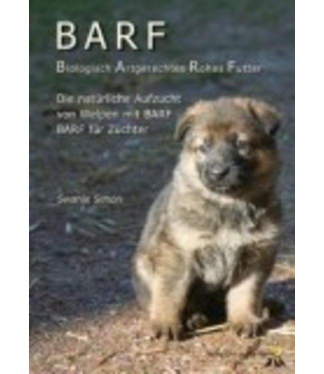 Barf Broschüre für Welpen und trächtige Hündinnen