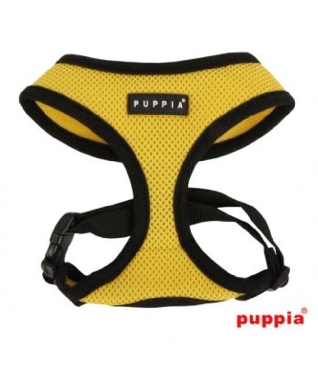 Puppia - Softgeschirr Classic gelb