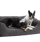 Dogs in the City - Box Bed Madison anthrazit