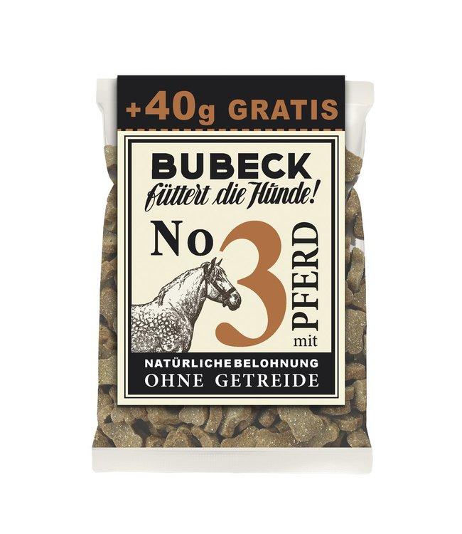 Bubeck - Getreidefreier Snack in Sondergröße