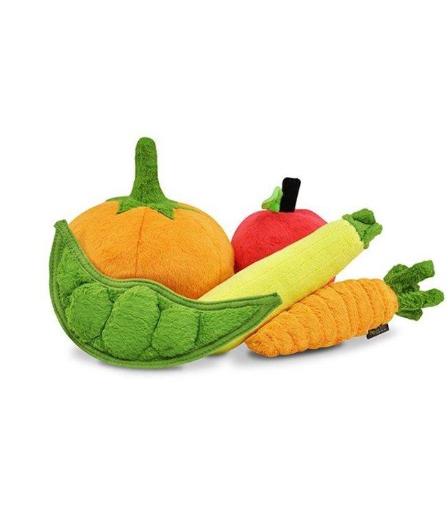 P.L.A.Y. - Hundespielzeug Gartenfrüchte