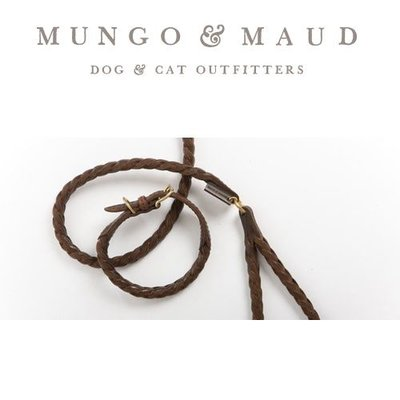Mungo and Maud Hundehalsband