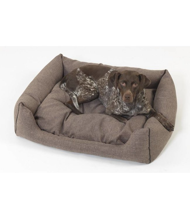 Dogs in the City - Box Bed New York braun