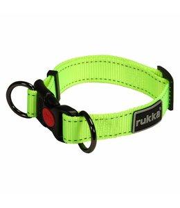 Rukka - Hundehalsband Bliss Neon