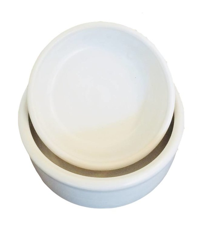 Hundenapf Keramik mit EM