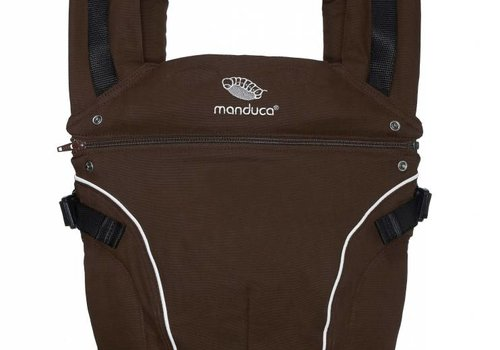 Manduca Pure Cotton Coffee Brown