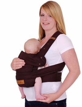 Marsupi Marsupi Chocolat brown babycarrier